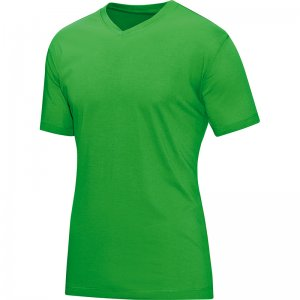 tricou maneca scurta V-NECK